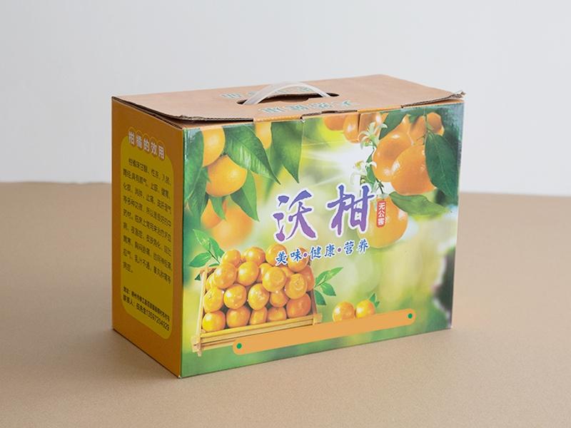 水果瓦楞包装