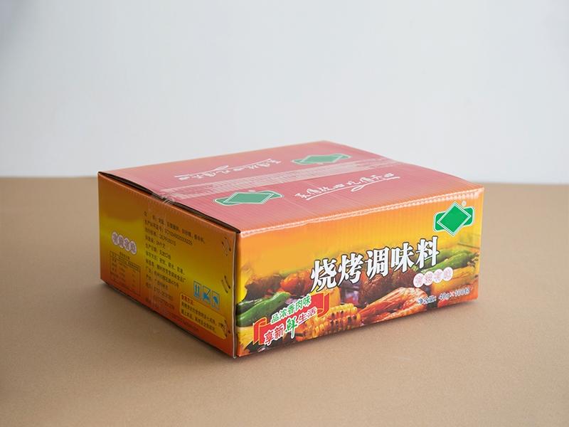 调味料纸箱包装